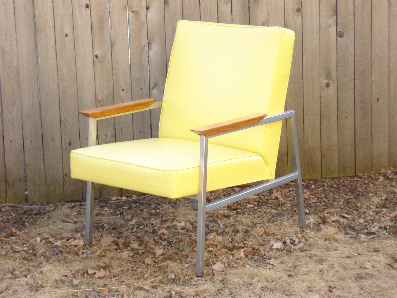 Howell Vinyl Chair