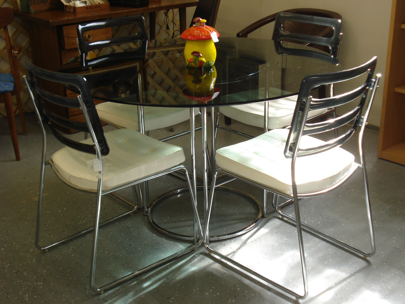 Chromcraft Dining Set