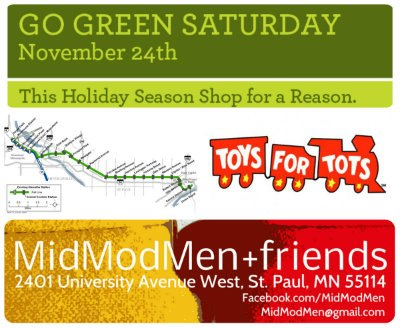 MidModMen+friends Holiday Shopping