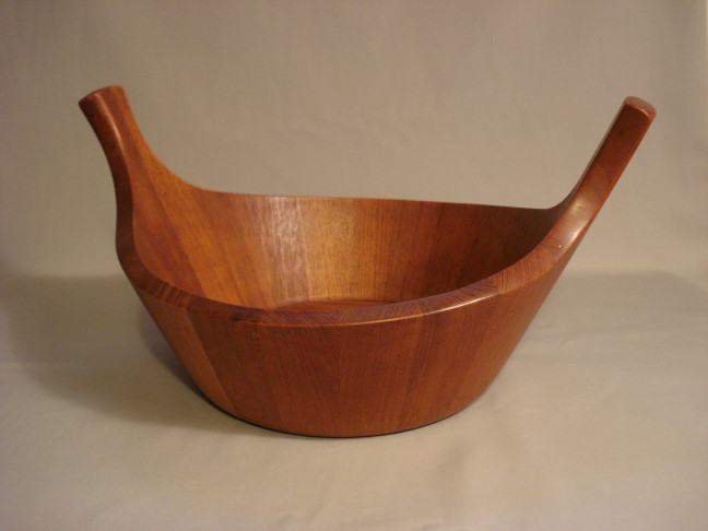 "Jens Quistgaard ""Viking"" Bowl for Dansk"