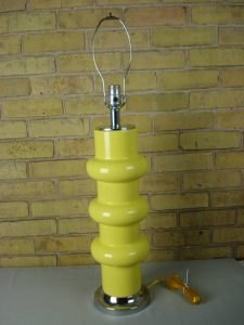 Mod yellow lamp