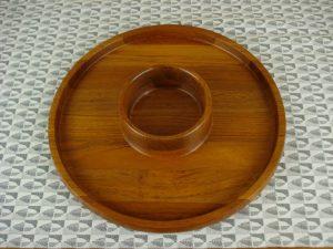 Dansk teak tray