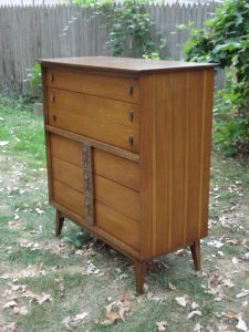 Bassett Mayan Chest of Drawers