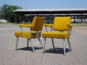 General Fireproofing Good Form Armchairs