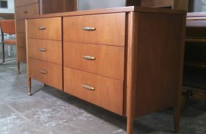 Broyhill Cerama Dresser - Contract Restoration Work by Erik G. Warner